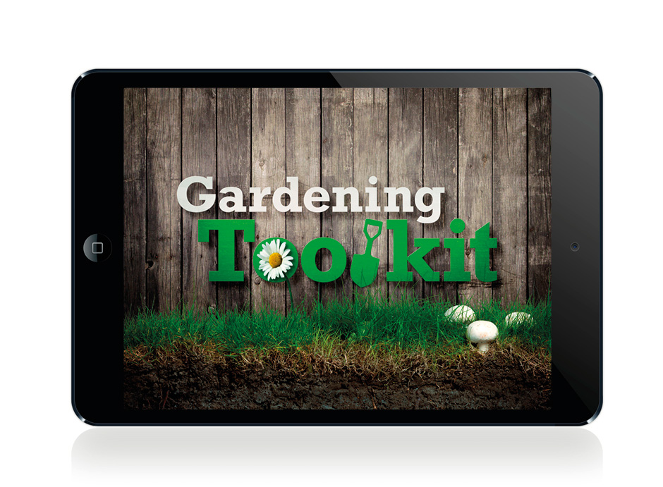 Client Lied Objects Agency Freelance New Zealand Brief Create An Ipad User Interface For The Gardening Toolkit Whether You Re A Beginner Or